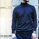 OLDE HOMESTEADER / MIL MOCK NECK LONG SLEEVE /OLDE WORKER'S BLACK