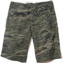 "BackChannel ""GHOSTLION CAMO CHINO SHORTS"""