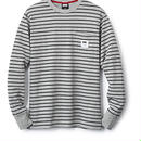 "FTC ""STRIPED L/S TEE"""
