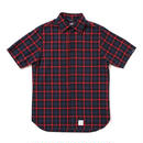 "APPLEBUM ""Herringbone Fly Front SS Shirt"""