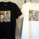 """visual reports """"TIME WAVE TEE"""""""