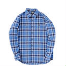 "FTC ""PLAID NEL SHIRT"""
