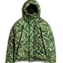 """Pixel"" Innercotton Hood Jacket"
