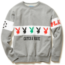 "PLAYBOY x INTERBREED ""GAMBLER CREW SWEAT"""
