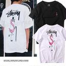 ステューシー/STUSSY カップル 男女サイズ 半袖 tシャツ