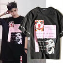 人気新品 送料無料 男女兼用 柔らかい半袖 Tシャツ EWDT013