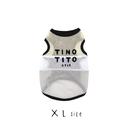 XL バイカラータンクトップ TT101018-3