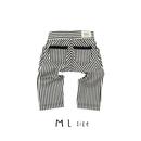M-L ストライプパンツ TT103014-2