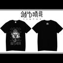 S/S TEE 「ganesha」-BLACK
