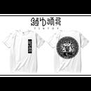 S/S TEE -「GANESHA-2」-WHITE