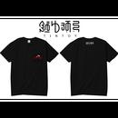 S/S ポケT 「T-MAN/LOGO」-BLACK