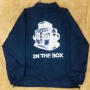 コーチジャケット 「IN THE BOX」 - NAVY