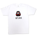S/S TEE 「STAKEOUT」-WHITE