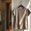 ALLEGE / Border T-shirt (Femme)