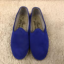 Sabah  (サバ)SLIP-ON Billy Blue Suede