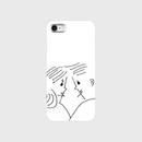 "kazaho furusho smart phone case for iPhone ""カップル"""