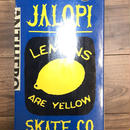 "ANTI HERO ""jalopi skate"" TEAM"