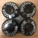 SPIT FIRE WHEEL  53mm BLACK