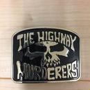 THE  HIGHWAY MURDERERS バックル