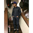 DEEPER'S WEAR/HIGH KICK DENIM JAKECT