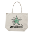 【受注販売】【おそ松さん×SR'ES RAINBOW コラボ】トートバッグ - STAR BROS.