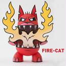 Fire-Cat by Joe Ledbetter
