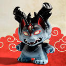 """parallel import / 8"""" Kyuubi Dunny by Candie Bolton"""