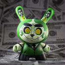 "Cash Wolf 5"" Dunny by Josh Divine"