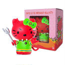 Empress of the Underworld Hello Kitty by Frank Kozik