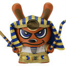 "King Tut - Blue 8"" Dunny by Sket-One"