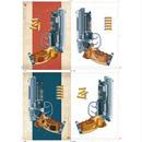 Tomenosuke Blaster Clear Folder Set by Jakob Staermose
