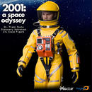 2001: A Space Odyssey Dr. Frank Poole in Yellow Astronaut Suit