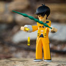 Bruce Lee Dragon King figure by kaNO
