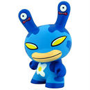 """Eggdrop - Blue 8"""" Dunny by David Horvath"""