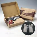 Tomenosuke Blaster 2049 Stunt Model Kit with Clear Grips
