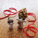 White Xmas Seedlings Set Lyla Warren