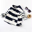 (即納♡)(kids☆)ボーダーロングTシャツ