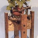 植木用 組立式ハイスタンド