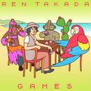 【アナログ 7inch】 高田漣 「GAMES / モノクローム・ガール」