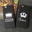 iPhone7*クラウン*キング&クイーン