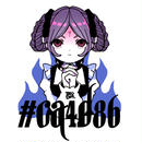 Big sticker (#CA4D86)