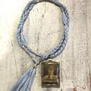 ガンジーネックレス(ブルー) 51974