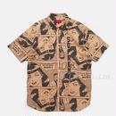 17ss supreme thrasher boyfriend shirt S