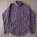 PATAGONIA オーガニックコットン素材・チェック柄・長袖シャツ サイズ・S 正規品 -571