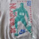 90's 日本製 NIKE David Robinson スウェット Lデビッド ロビンソン #50 San Antonio Spurs サンアントニオ・スパーズNBAバスケット【deg】