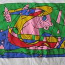 90's スペイン製 Joan Miro Tシャツ