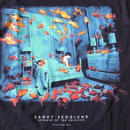 90's サンディ スコグランド Revenge of the Goldfish Tシャツ S Sandy Skoglund 1981年 金魚の復讐 インスタレーション フォト【deg】