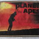 90's USA製 猿の惑星 PLANET OF THE APES Tシャツ M ホワイト APE ピエール ブール コーネリアス ザイアス博士 フォト【deg】