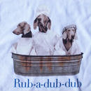 90's William Wegman Weimaraner 半袖 Tシャツ