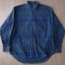 NAUTICA オールド・チェック柄・BDシャツ サイズ・L 正規品-60